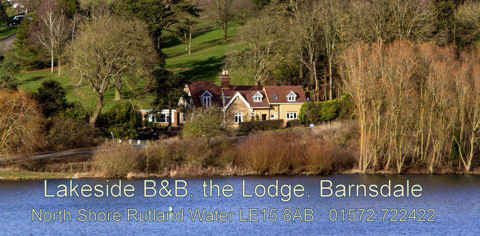 Rutland Water Lakeside B&B
